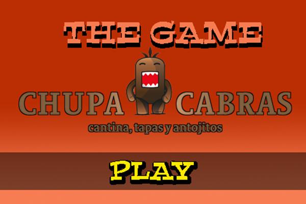 El juego del Chupacabras